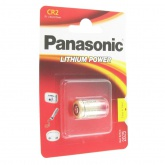 Батарейка Panasonic Lithium Power CR2 1 шт.