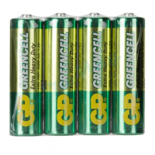 Батарейка GP Greencell 15G/R6 1 шт.