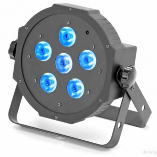 Прожектор Ross LED Flat PAR RGBW 6x10W RC